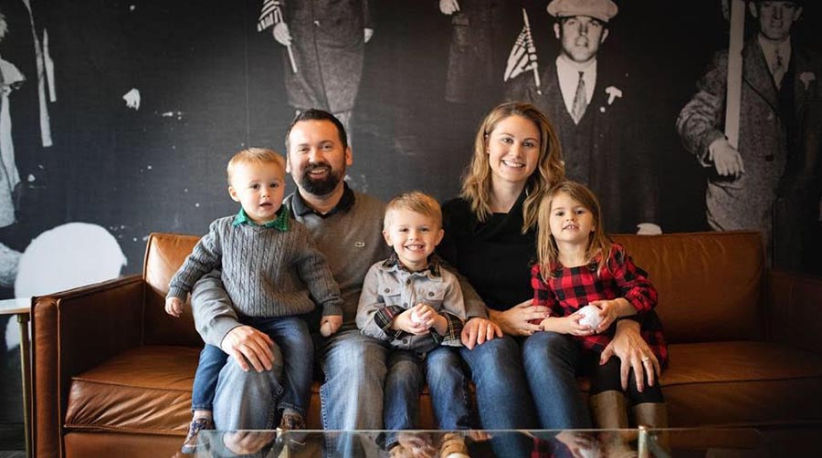 The Kealy Family Owners of Drafthouse