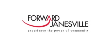 Forward Janesville Logo