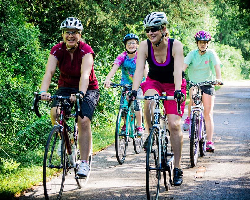 Janesville Biking Trails