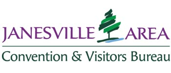 Janesville Convention Visitors Logo