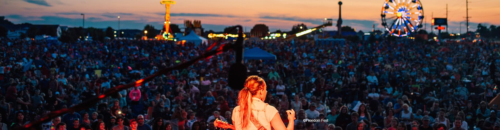 Freedom Fest Janesville