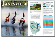 Janesville CVB Visitor Guide